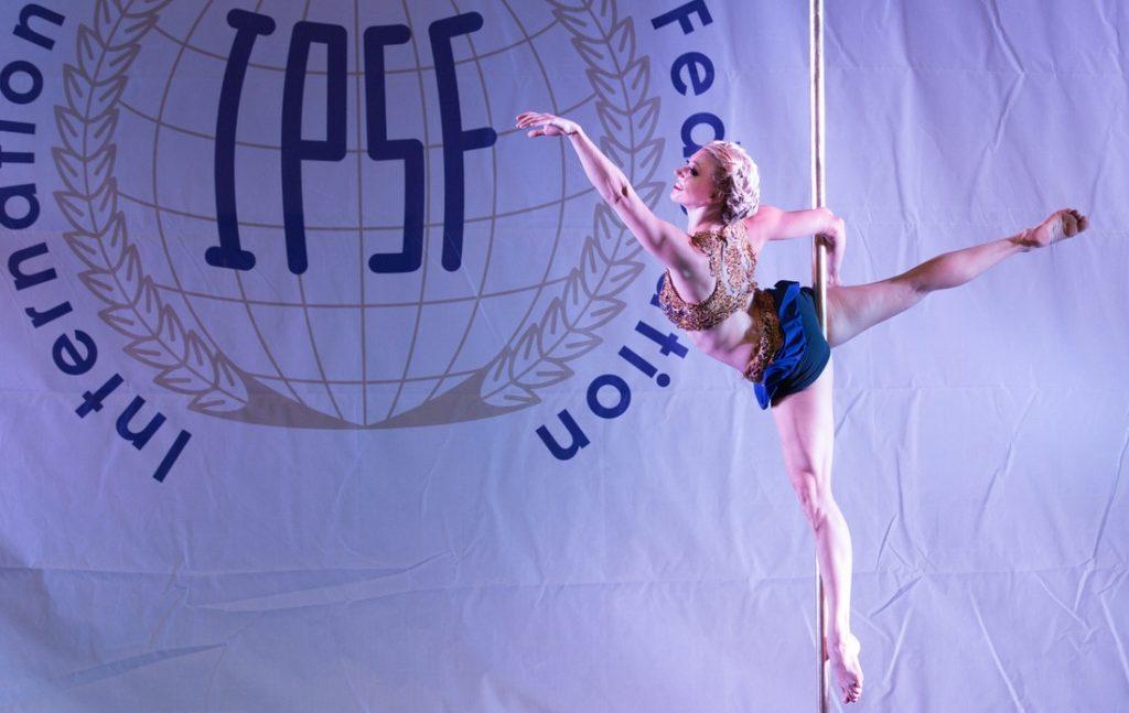 pole dance, чемпионат, акробатика на пилоне