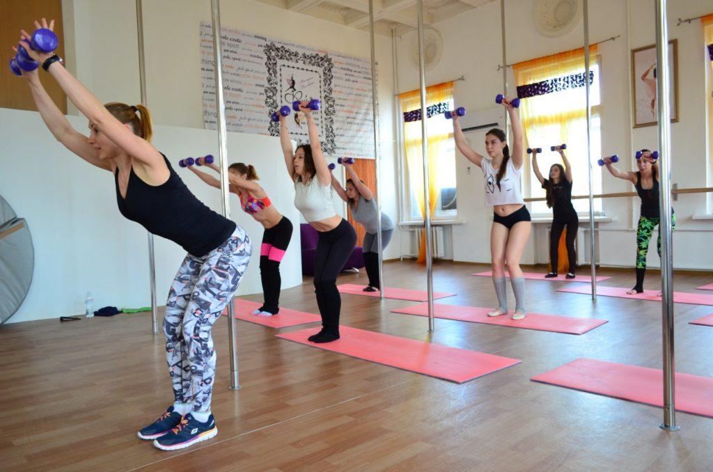 фитнес, тренировка, студия танцев Фрейя, Днепр, Днепропетровск